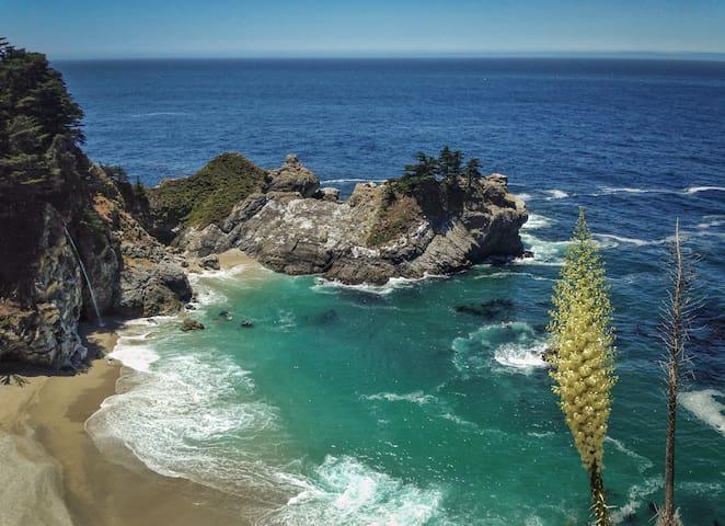 OCEAN VIEW PARADISE - Carmel - Casa