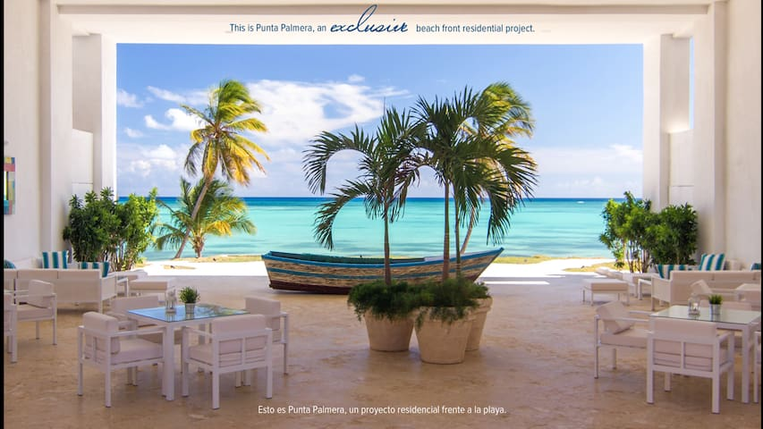 Beachfront Cap Cana Penthouse - Punta Cana - Apartment