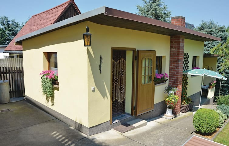 Holiday cottage with 1 bedroom on 30m² in Königstein