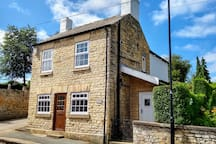 Detached 200 year old cottage, in a lovely Yorkshire village. Recently refurbished throughout.