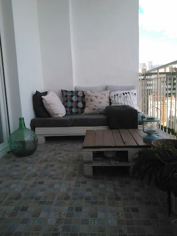 Precioso apartamento familiar