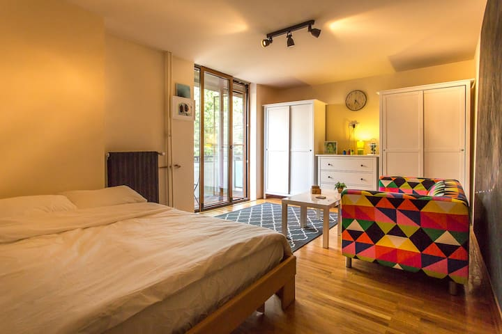Ultra central 1-room apartment - Timișoara - Apartemen