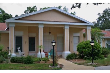 Private BR/BA, 30 min from Tampa... - Apartament