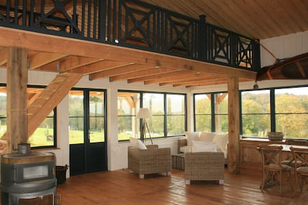 A loft in Brittany, between sea-side and country - Pouldergat
