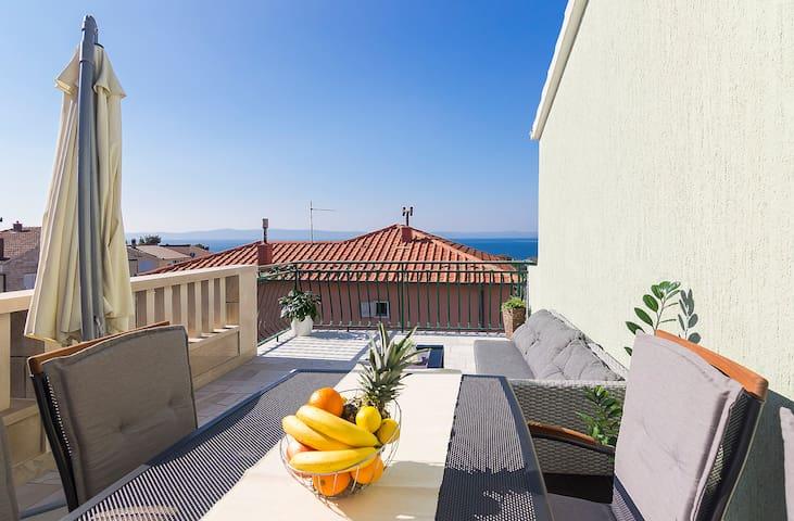 Apartments Marija - Macarsca - Casa
