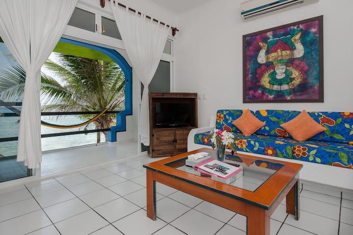 Del Sol Beachfront 2 Bedroom Condominium