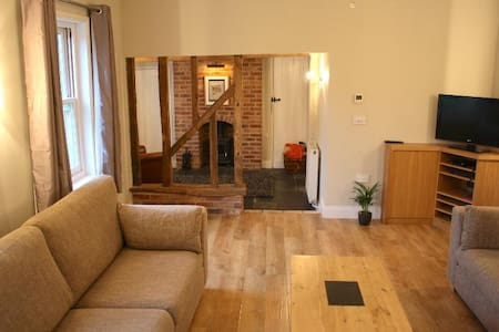 Candlers Cottage Harleston Norfolk - Harleston - บ้าน