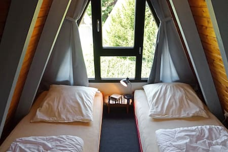 50 m² 3-room house Ferienwohnpark Immenstaad for 4 persons - Immenstaad - Rumah