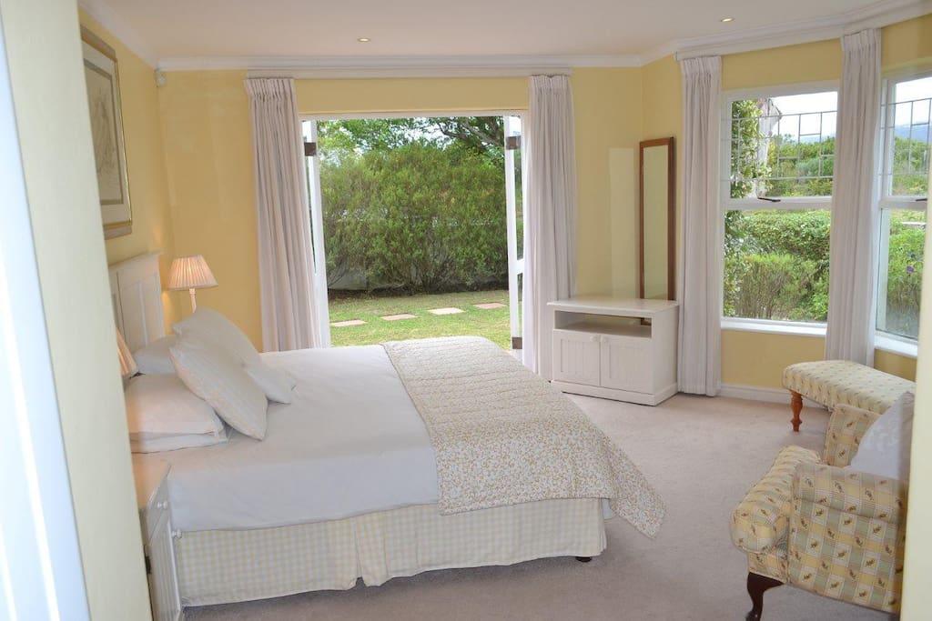 Master Bedroom, with dressing room and bathroom en-suite