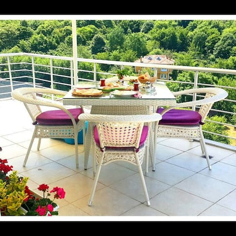 In touch with Nature-Doğada ev - Istanbul - Bed & Breakfast