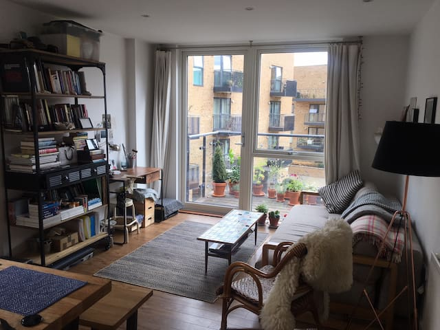 Lovely Double Room on Victoria Park with En Suite
