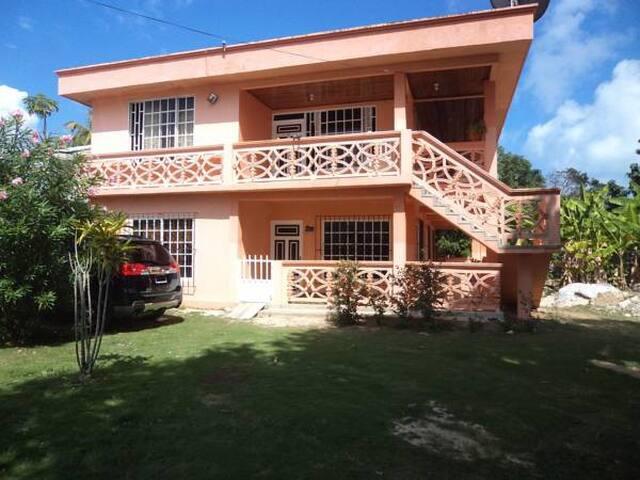 Posada Nativa Shingle Hill - San Andrés - Rumah