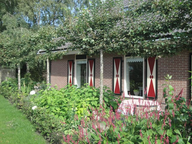 Achterhuis Hamingen - Staphorst - Huoneisto