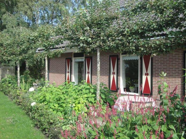 Achterhuis Hamingen - Staphorst - Apartment