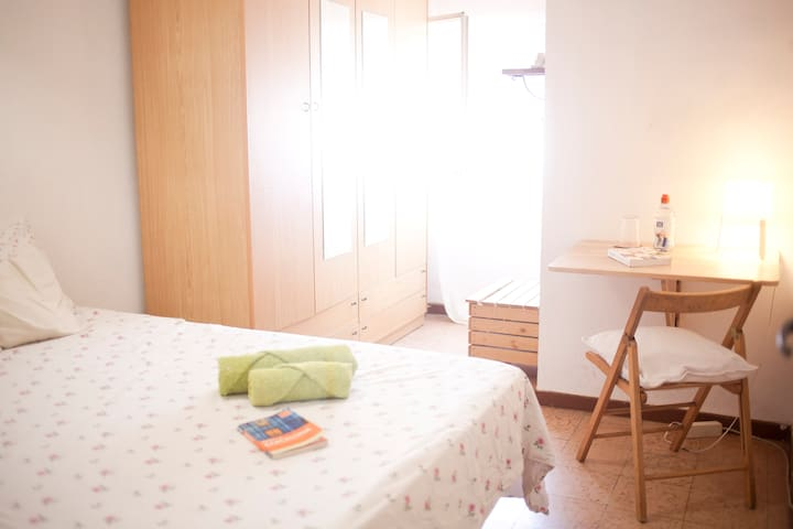 habitación  para uso individual cerca Park Güell