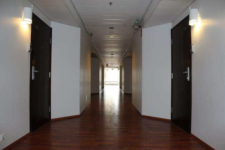 Studio apartment in Lahti, Rauhankatu 16