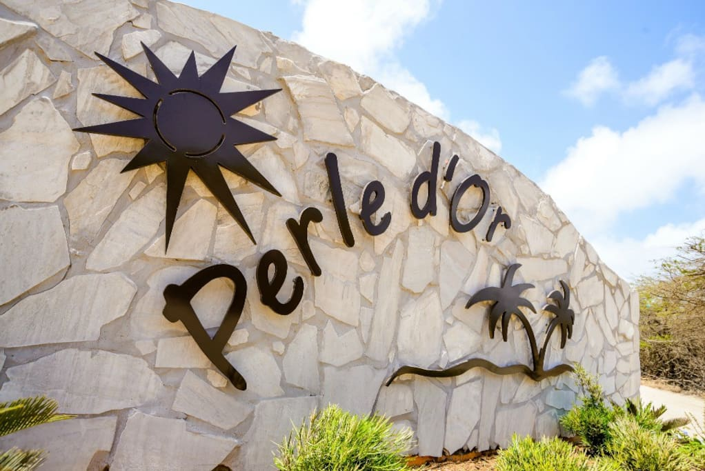 Welcome at Perle d'Or Aruba