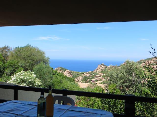 Costa Paradiso villetta vista mare - Costa Paradiso - Casa