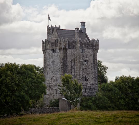 Live like a King in my Castle - Galway