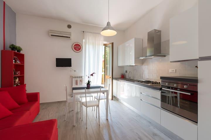 camera singola 1km dal centro - Prato - Apartment