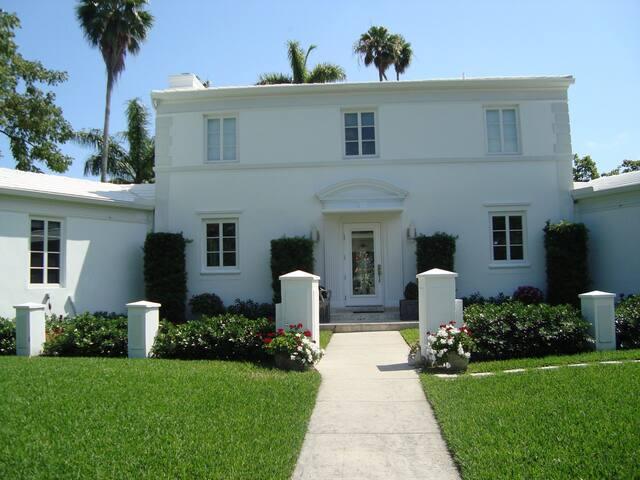 Beautiful Miami Style Modern Home - Miami Beach - Haus