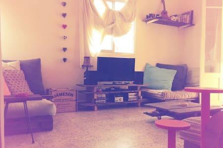 Sunny & Calm Apartment - Ashrafieh / Geitawi