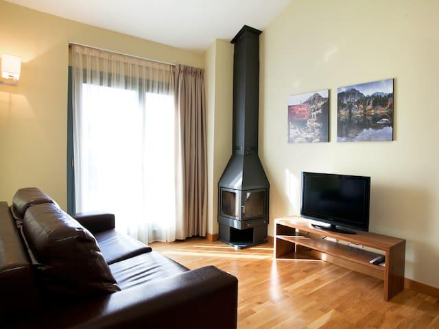 Apartament al costat de Puigcerdà_ fins a 2 pax