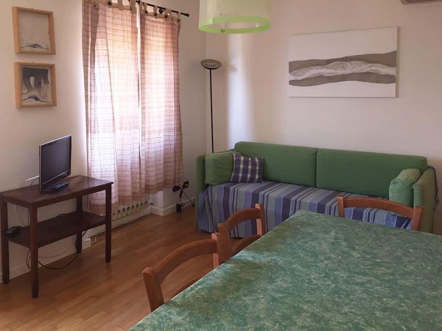 Appartamento sul mare in toscana appartamenti in affitto for Appartamenti porto santo stefano
