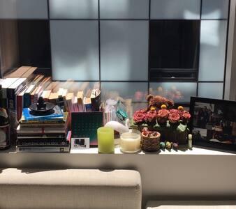 Modern, Private Studio in New SOMA