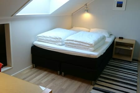 Room w/private bathroom & breakfast - Tromsø