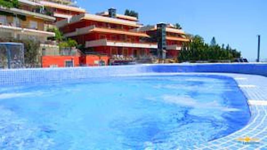 Taormina:  Apartment in Residence - Letojanni - Apartamento