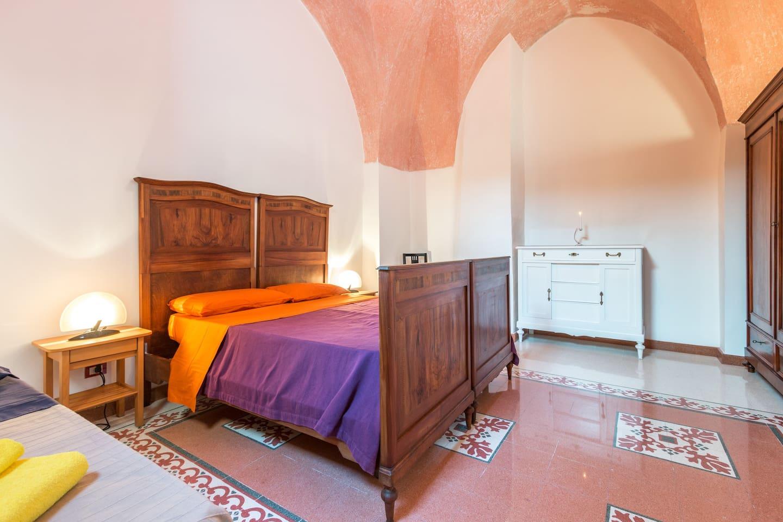 Bedroom/camera da letto matrimoniale