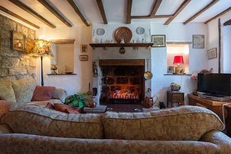 5 Star Peak District Cottage Rental - Stanton in Peak - House