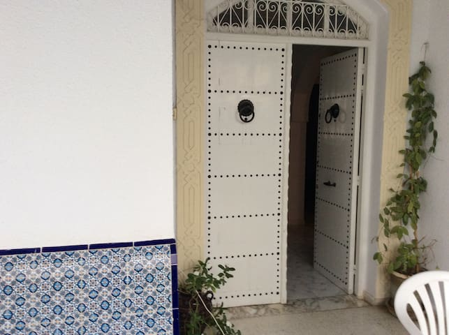 Hammamet  villa  meublée - Hammamet - Casa