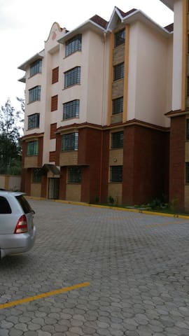 Esma Homes - Hyrax Flora - Nakuru - Apartment