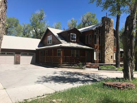 Wyoming Retreat at Elk Mountain