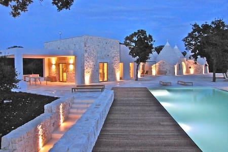 Luxury enchanting Villa - Cisternino - 独立屋