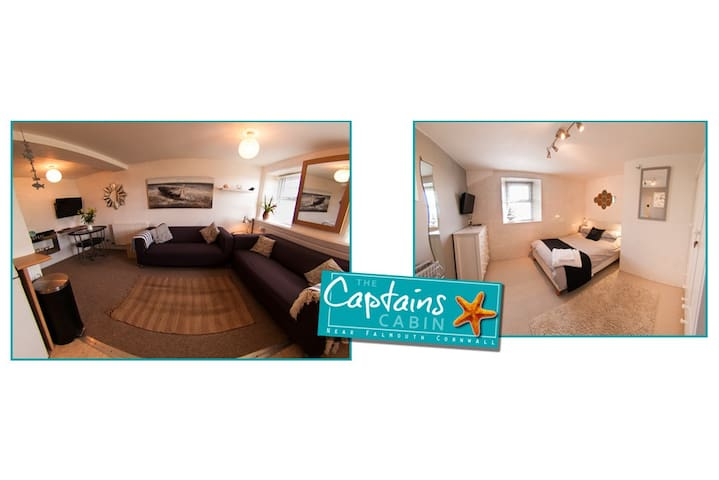 The Captains Cabin Nr Falmouth Cornwall - TR109JH