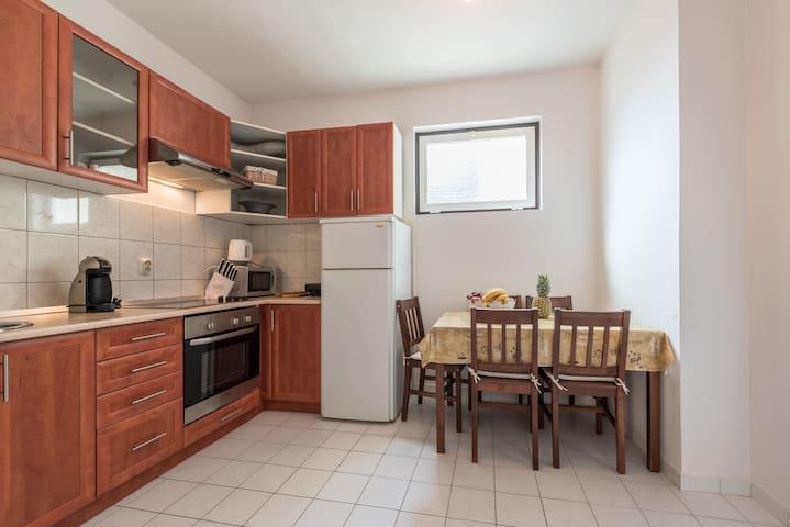 Family friendly apartment 2+3