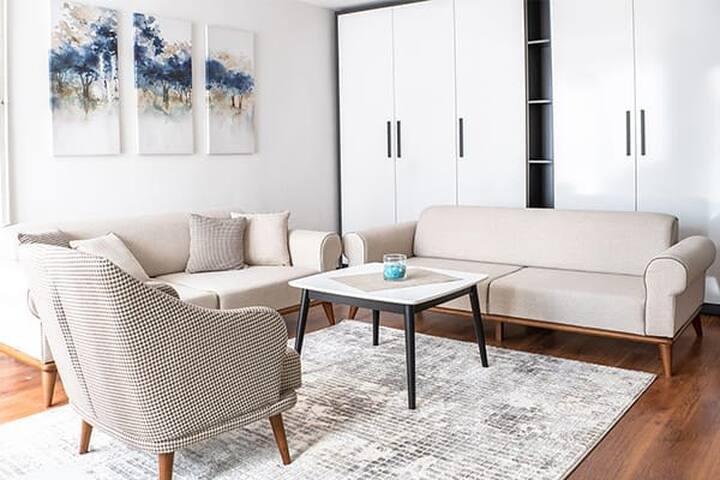LINA - PRN, The Dardania Apartment