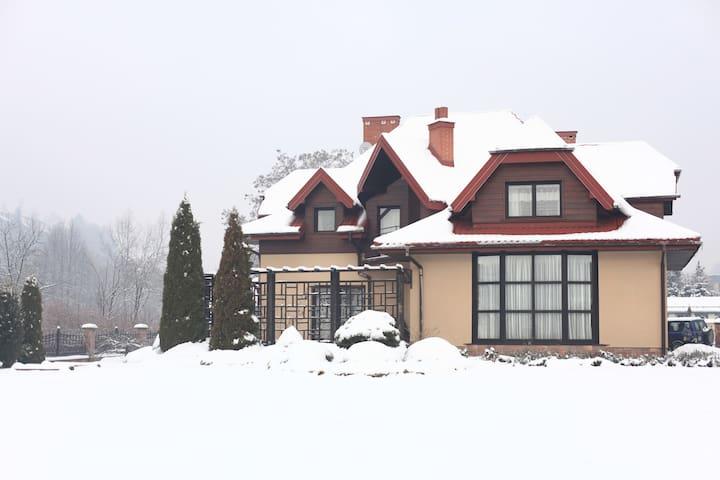 WILLA ZAZAMCZE - Muszyna - House