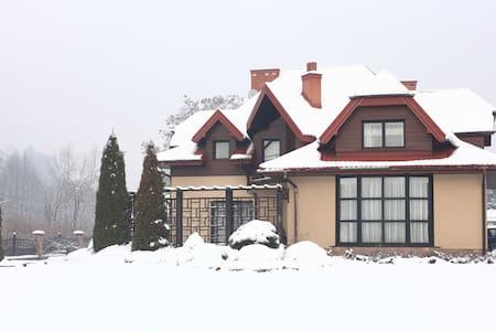 WILLA ZAZAMCZE - Muszyna - Σπίτι