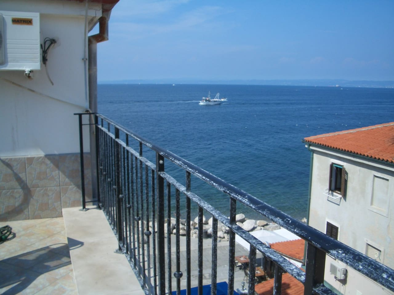 Bucht von Piran-Triest