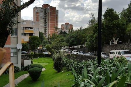 Cozy bedroom near UNAM/CEPE - Ciudad de México - Appartement