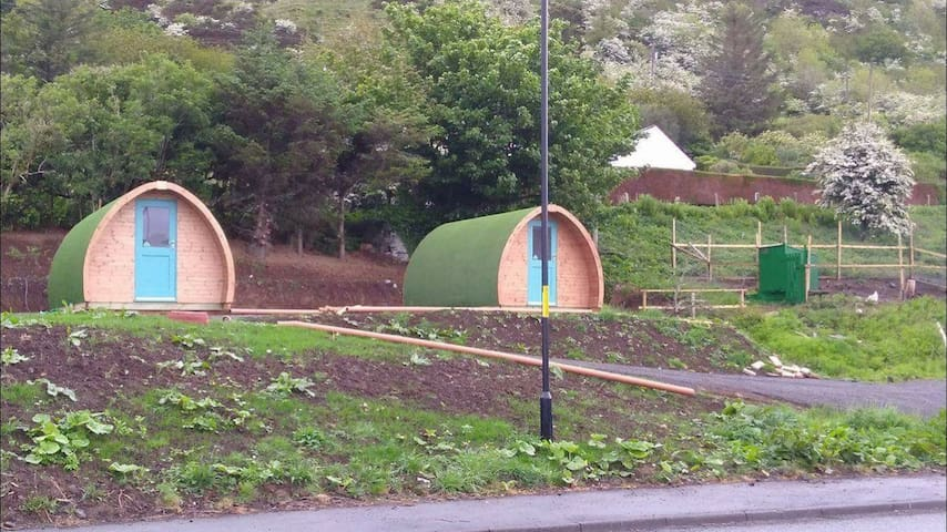 Skye Holiday Pods (Pod 1)