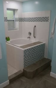 Cozy 1BR Apt with Japanese tub - Saint Augustine - Wohnung