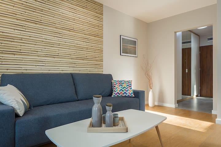 Wczasowa 2c Apartament 41 Deluxe dla 4 osób