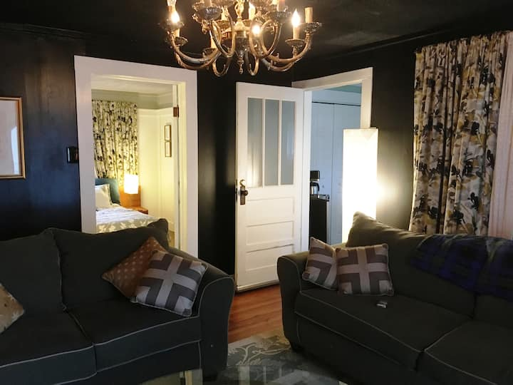 Coming to Tryon? Private Suite @ Happy Home Farm