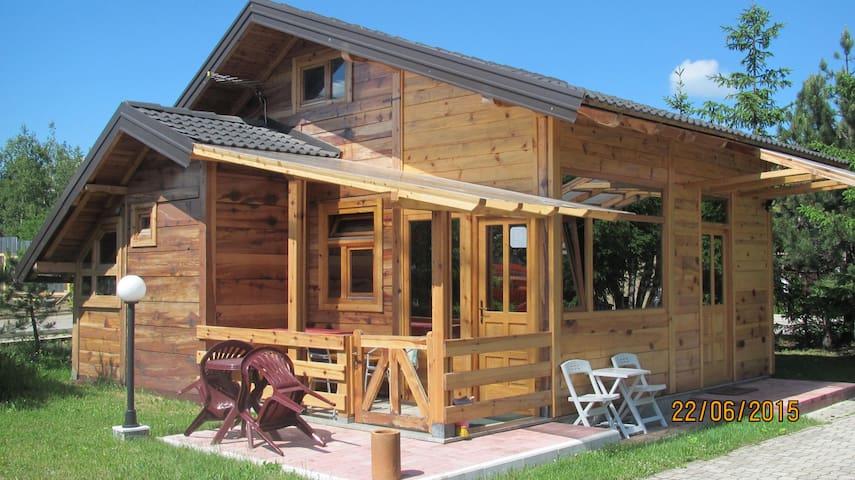 house made of wood. - Zlatibor - House