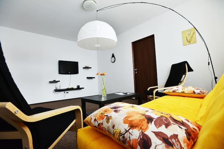 Modern Downtown 3 Room Apartment - Sibiu
